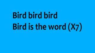 The Ramones - Surfin Bird - Lyrics