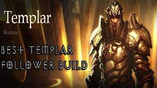 Diablo 3 - Templar Follower Build - Gear And Skills