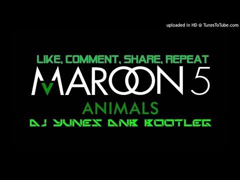 Maroon 5 - Animals (Dj Yunes DnB Bootleg)