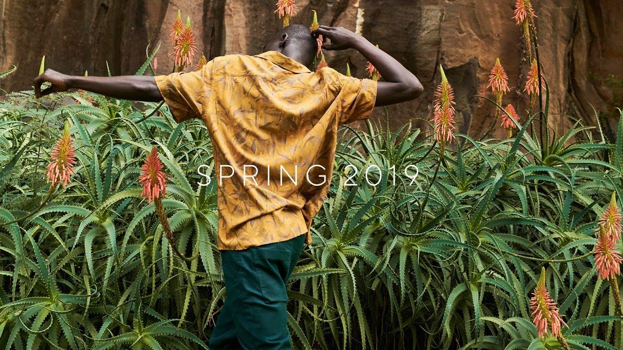 [VIDEO] - Spring 2019 LOOKBOOK for him – RESERVED 2