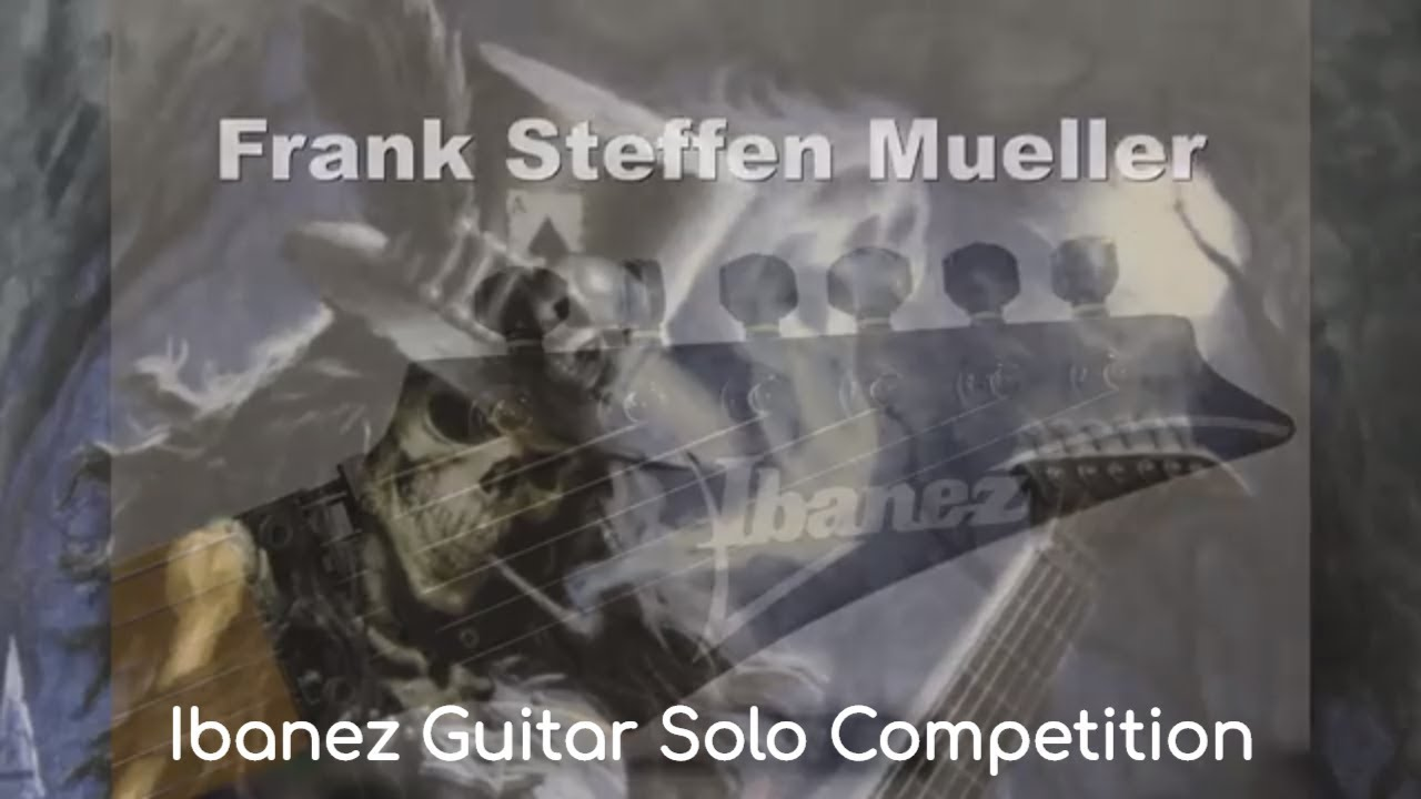 ibanez guitar solo petition 2013 frank steffen mueller youtube