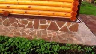 Строительство домов из оцилиндрованного бревна 2 885 105(Строительство домов и бань из оцилиндрованного бревна под ключ в Красноярске. Тел. 8-953-588-5105. Наш сайт : http://x9..., 2015-01-21T13:25:10.000Z)