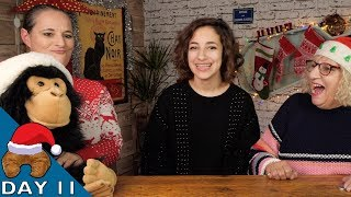Ze French Christmas MIME GAME challenge