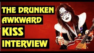 Kiss  The Notorious Tom Snyder Interview Ace Frehley Upsets Gene and Paul