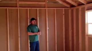12x24 Mini Barn Storage Sheds. Idaho,montana, Utah,washington, Oregon, Nevada 208350330 Minibarns.co