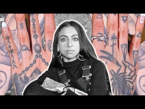 Tamara Santibanez TALKS About The Struggles Of Being A LATINA TATTOO ARTIST   mitú