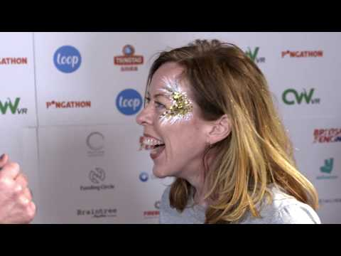 Ping Pong Fight Club Interview - Wendy Smith from Funding Circle