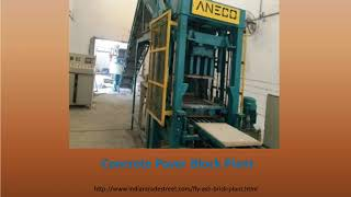 Fly Ash Brick Plant Listing From Indian Trade Street