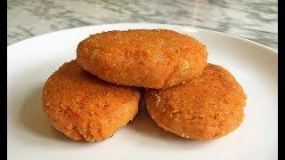Бесподобные МОРКОВНЫЕ КОТЛЕТЫ Быстро, Вкусно и Очень Полезно!!! / Постные Котлеты / Carrot Cutlets