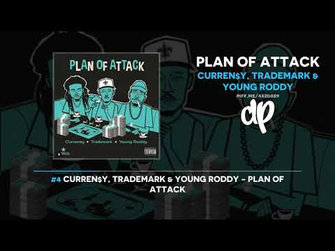 Curren$y, Trademark & Young Roddy - Plan Of Attack (FULL MIXTAPE) Mp3