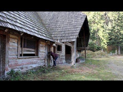 Afirman Que Acá Vivió Hitler Hasta Su Muerte (pero Es Humo)   Villa La Angostura, Neuquén