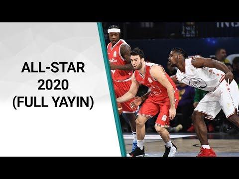 Kırmızı Takım 144-126 Beyaz Takım (ING All-Star 2020)