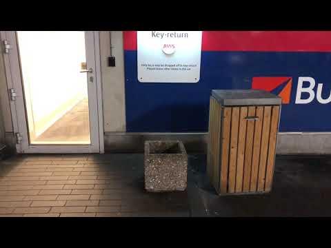 Avis Car Rental at Copenhagen Airport
