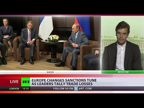 Putin: Sanctions against Russia harmful to world economy