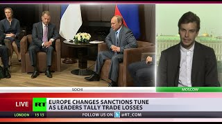 Putin: Sanctions against Russia harmful to world economy