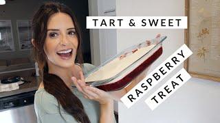 My Favorite Raspberry Summer Dessert