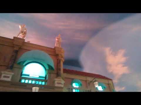 The Forum Shops inside Ceaser's Palace, Las Vegas, Nevada