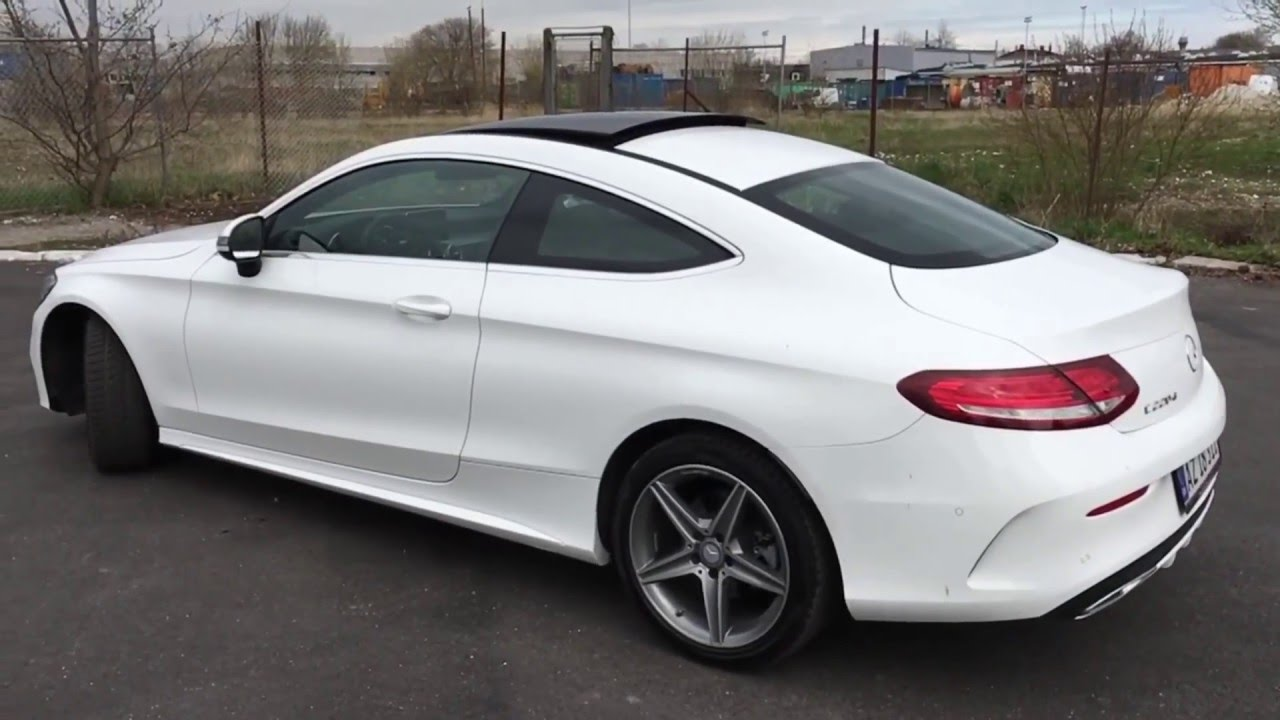 Mercedes Classe C Coup Ef Bf Bd  Cdi