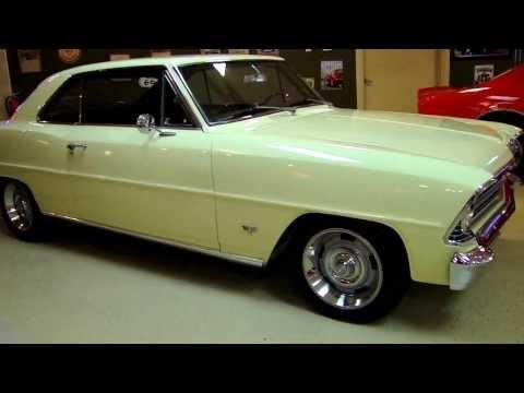 Butternut Yellow 1967 Chevy Nova FOR SALE!
