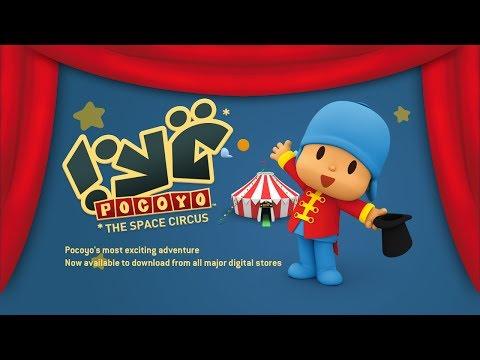 Pocoyo: Pocoyo & The Space Circus (TRAILER)
