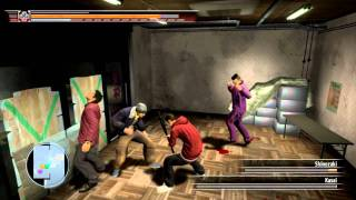 Yakuza 4 (PS3) gameplay part 10/46