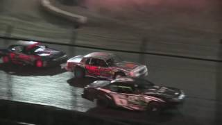 Kennedale Speedway Park IMCA Stock Car Qualifier #2