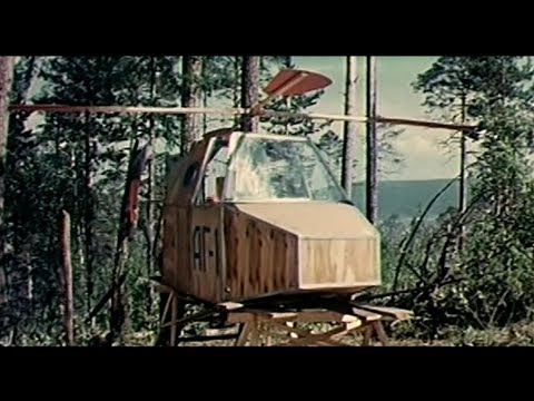 Ранцевый вертолет своими руками видео