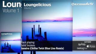 Out Now: Loungelicious Vol.  1