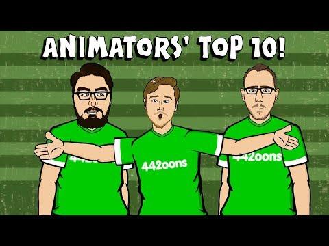 🏆442oons ANIMATORS' TOP 1️⃣0️⃣🏆