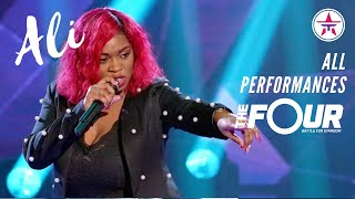 Download lagu Ali Caldwell All Performances On The Four Season 2 Which one is your favorite