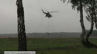 Команда российского спецназа успешно выполнила одно из самых сложных заданий на армейских играх.