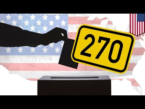 US election 2016: What is the US 'electoral college' and how does it work? - TomoNews