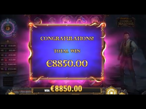 17.000€ WINS ON BONUS HUNT (Bitcoin Casino)