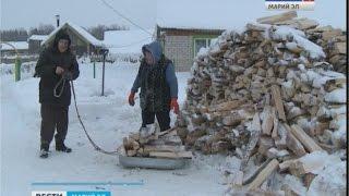 Цивилизация добралась и до Новоторъяльского района – у жителей появился газ - Вести Марий Эл