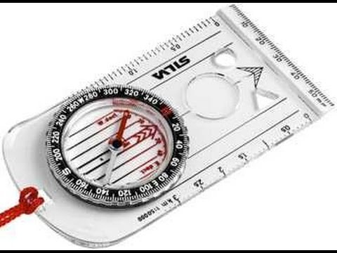 Silva 2NL-360 Explorer compass // The Orienteering Shop