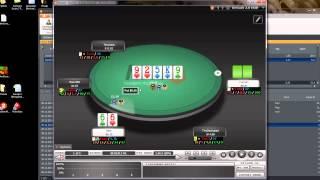 Poker stars nl10. Обучение. Разбор раздач 10.12.14