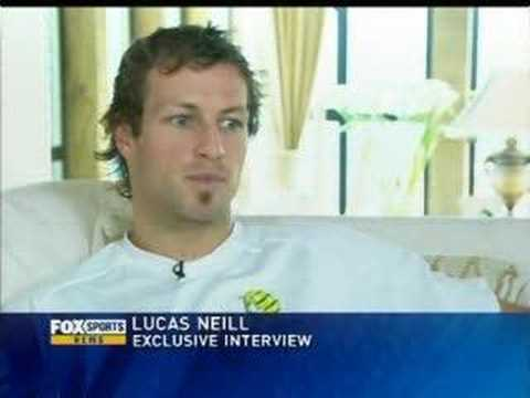 Lucas Neill on fox sports