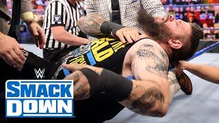 Kevin Owens vs. Apollo Crews: SmackDown, May 28, 2021