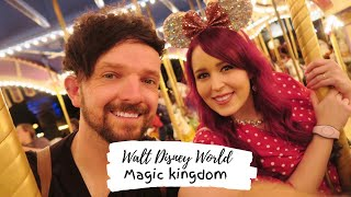 Walt Disney World | Magic Kingdom November 2019 | Vlog Day 2