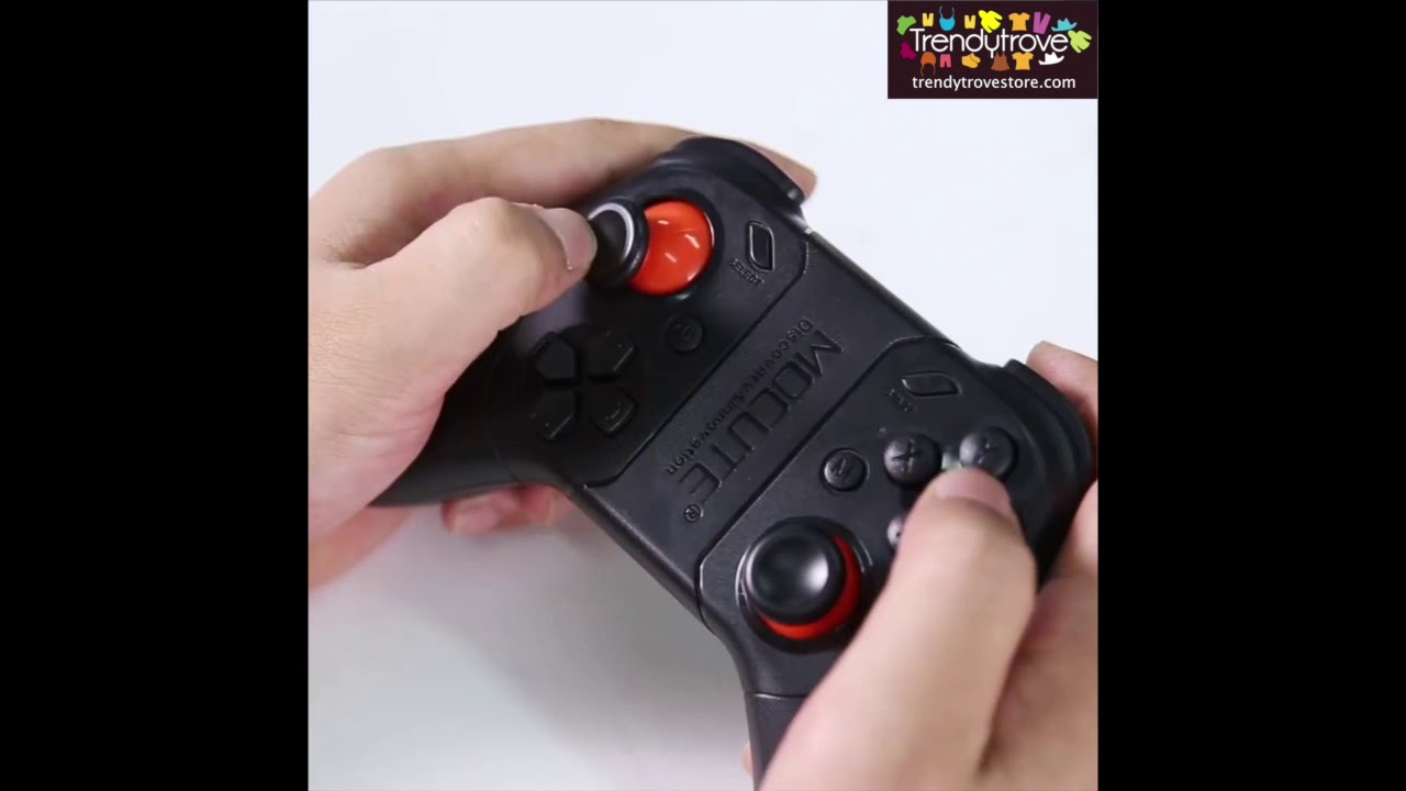 MOCUTE™ - Bluetooth Game Controller Gamepad for IOS, Android & TV box