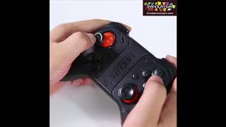 Bluetooth Gaming Controller For Mobile Gaming