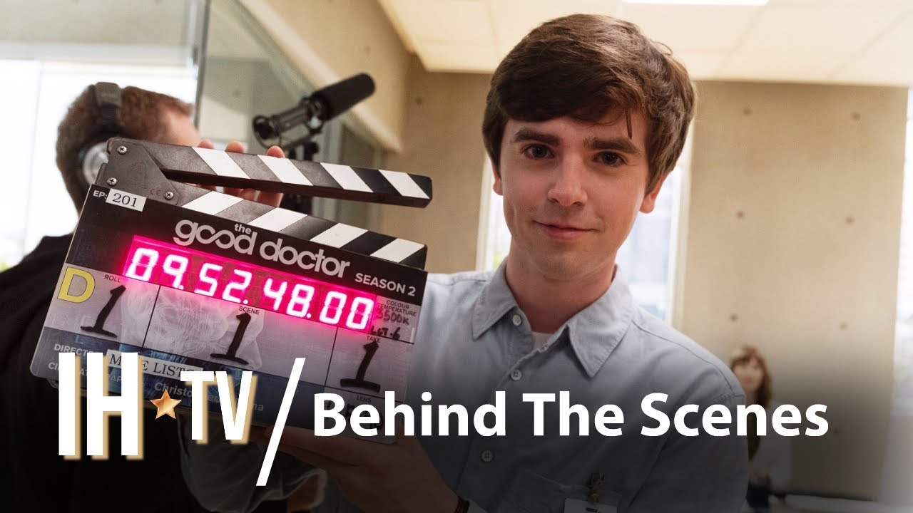 Download The Good Doctor Season 2 (ABC) Behind The Scenes   Freddie Highmore, TV Show HD
