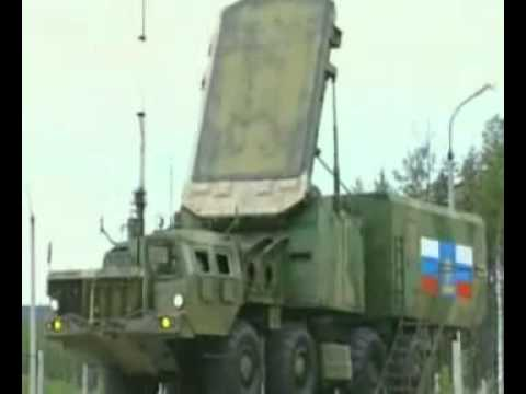 S-300PMU-1 Air Defence Missile System