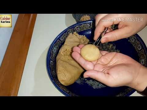 لمزال-مدرتي-الحلوى-جربي-هادي-على-حسابي-غريبة-الكاكاو-المنقوشة-هشيشة-وخفيفةبدون-بيض-gâteau-marocain