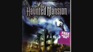 The Haunted Mansion Soundtrack / BGM - Searching for Souls Version 1 (Extended)