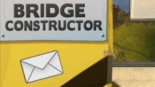 Bridge Constructor - Lösung Level 1 Westlands Brücke 1-8 (iphone, Ipad, Ios, Android)