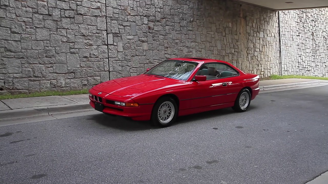 Gorgeous 1994 bmw 850csi rare cars for sale blograre cars for.
