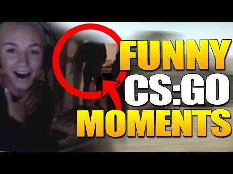 STRIP ON STREAM? - FUNNY CS:GO MOMENTS (TWITCH HIGHLIGHTS)