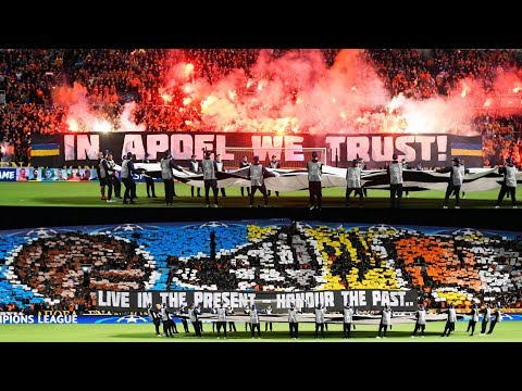 APOEL Ultras vs BVB Dortmund  (Official Video)