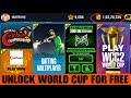 WCC2 V2.8.7 MOD UNLOCK WORLD CUP FOR FREE    UNLIMITED COINS & UNLOCKED EVERYTHING    DOWNLOAD NOW